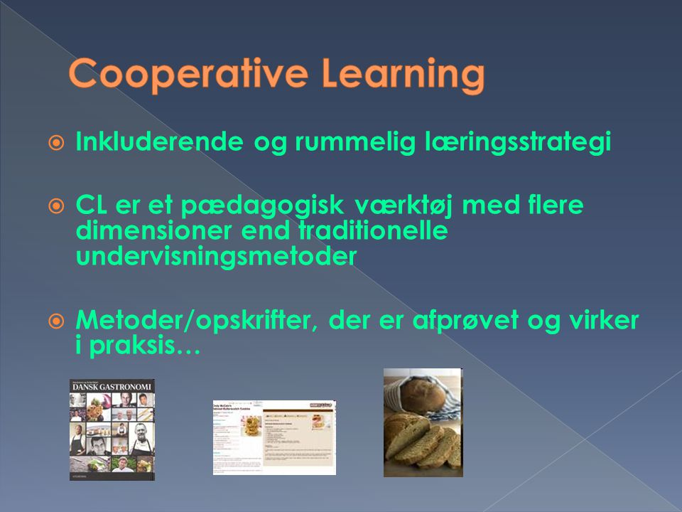 Cooperative Learning Inkluderende og rummelig læringsstrategi