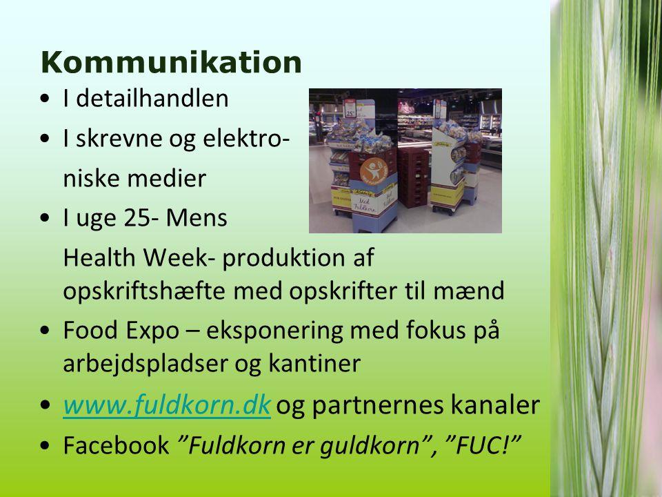 www.fuldkorn.dk og partnernes kanaler