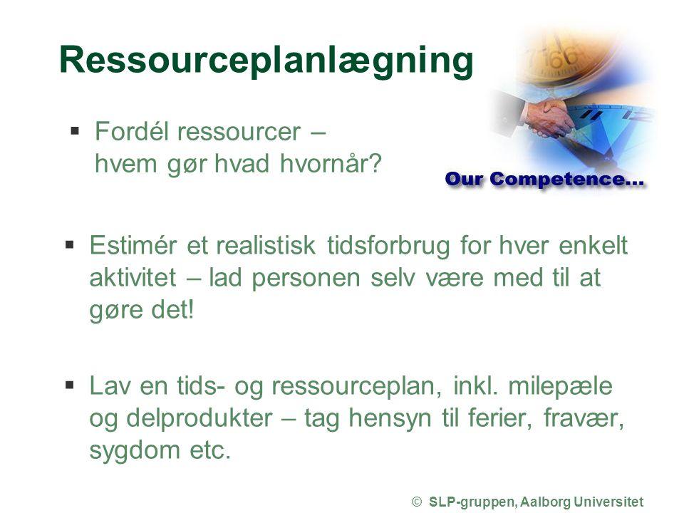 Ressourceplanlægning