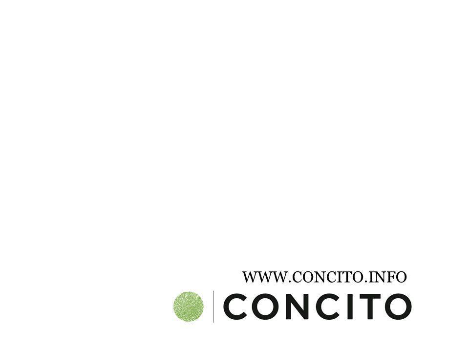 WWW.CONCITO.INFO