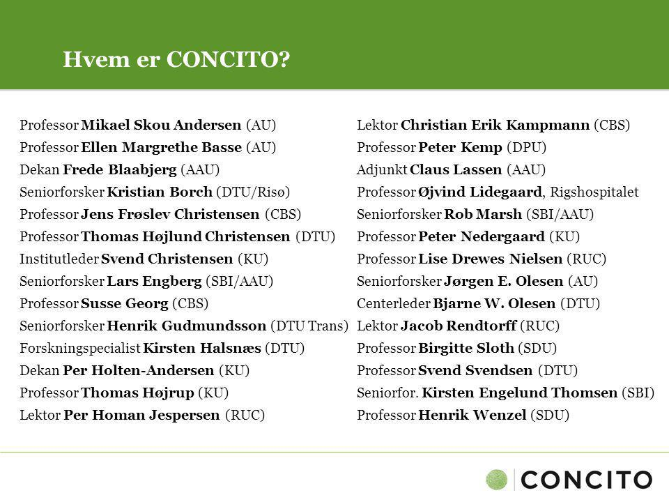 Hvem er CONCITO Professor Mikael Skou Andersen (AU)