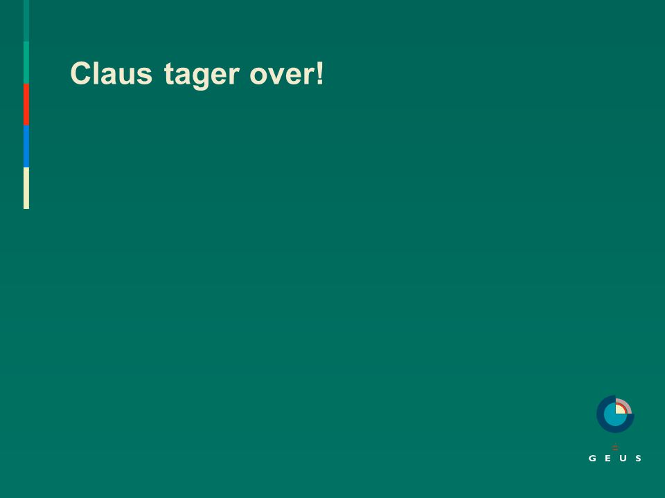Claus tager over!