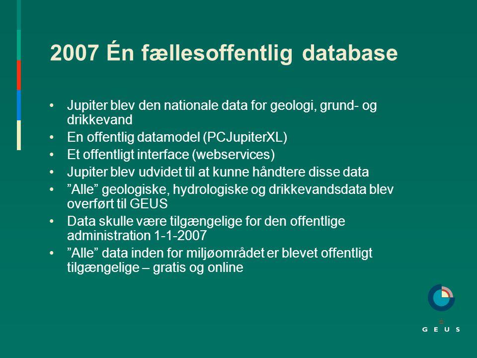 2007 Én fællesoffentlig database