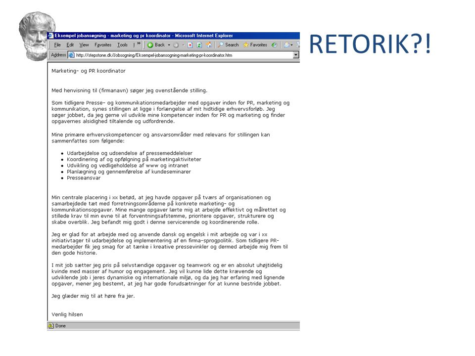 RETORIK ! 8