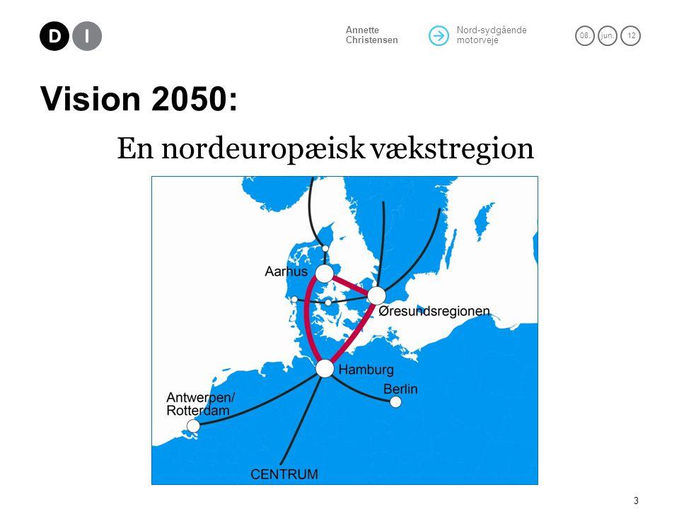 Vision 2050: En nordeuropæisk vækstregion