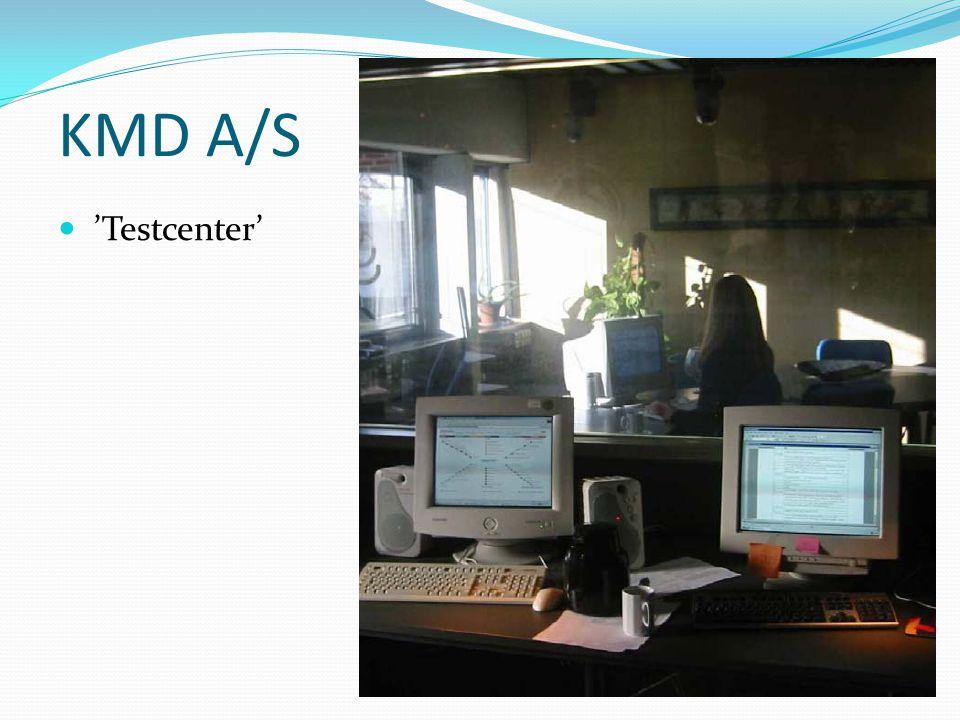 KMD A/S 'Testcenter' 12