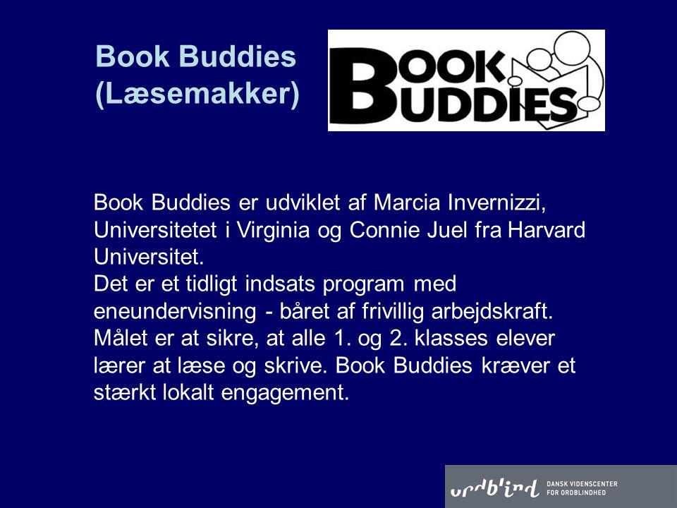 Book Buddies (Læsemakker)