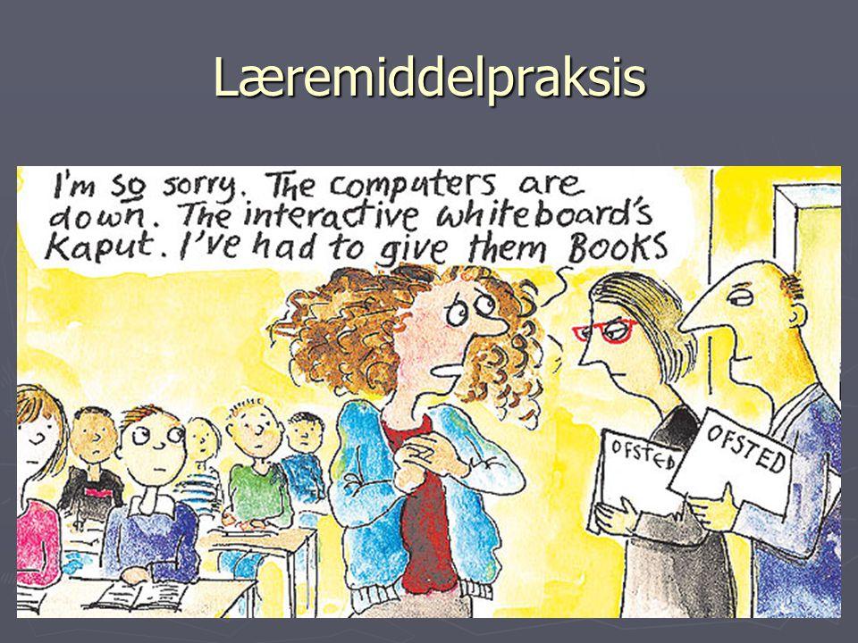 Læremiddelpraksis