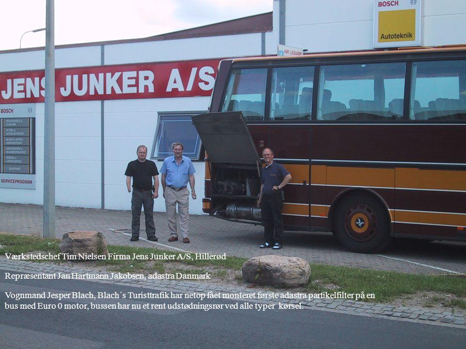 Værkstedschef Tim Nielsen Firma Jens Junker A/S, Hillerød