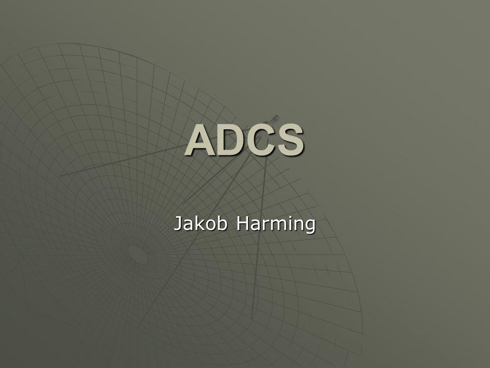 ADCS Jakob Harming