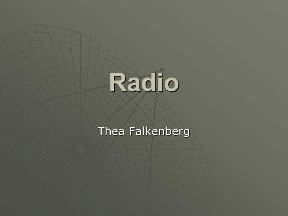 Radio Thea Falkenberg