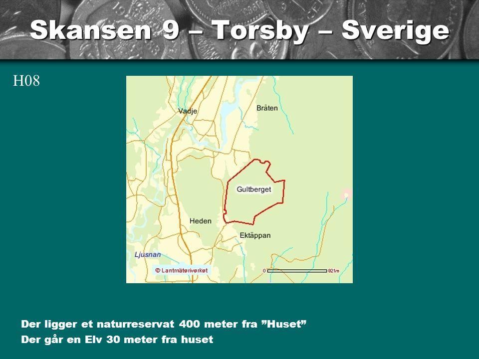Skansen 9 – Torsby – Sverige