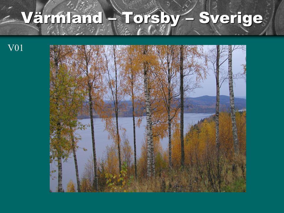 Värmland – Torsby – Sverige