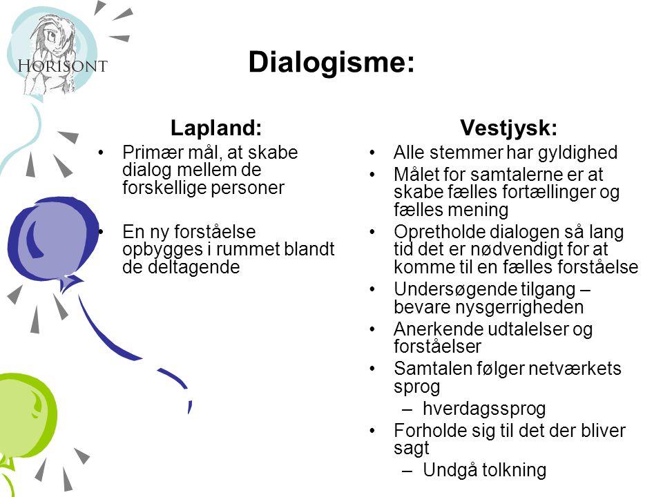 Dialogisme: Lapland: Vestjysk: