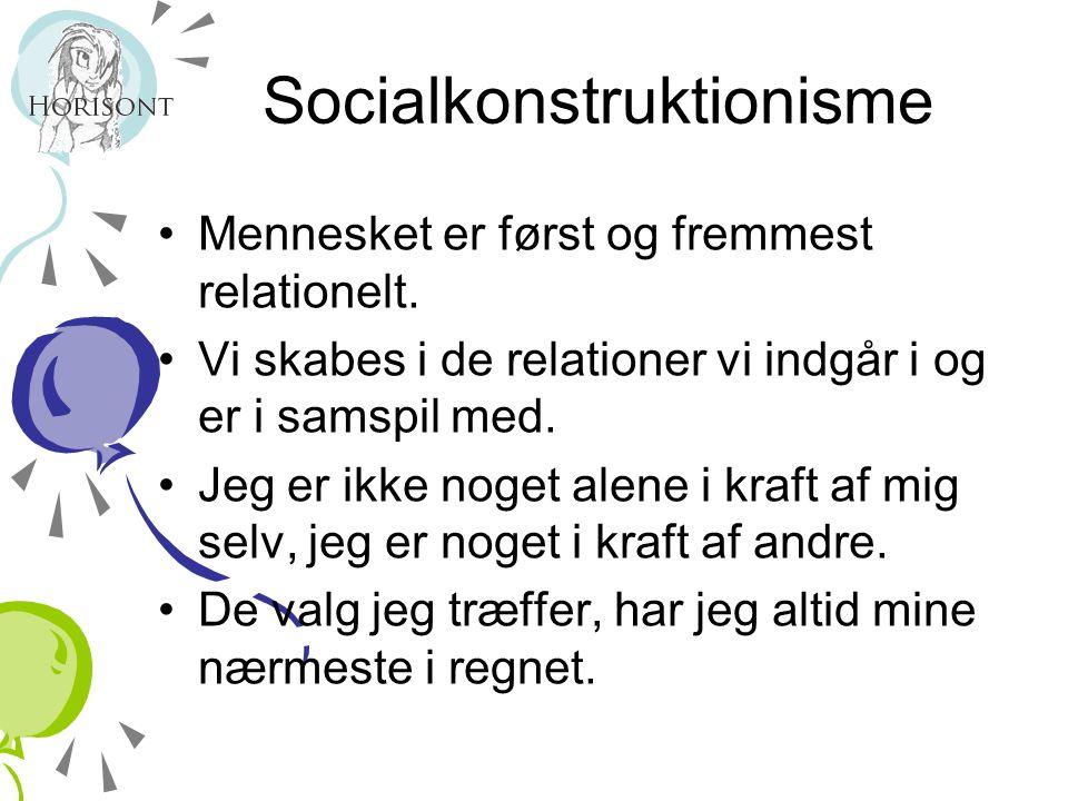 Socialkonstruktionisme