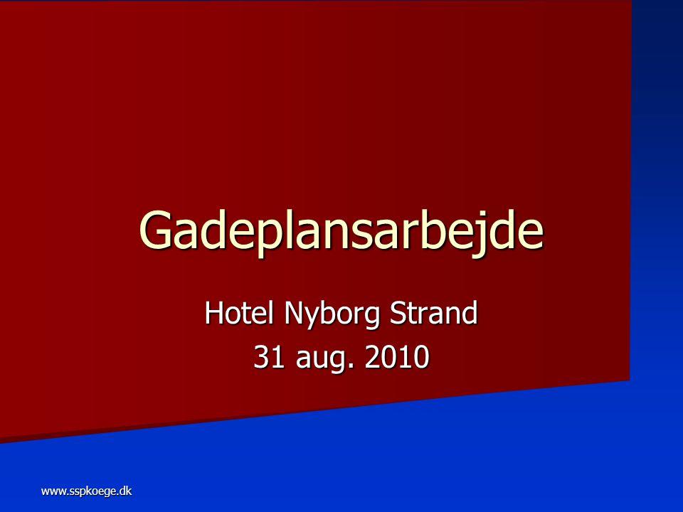 Hotel Nyborg Strand 31 aug. 2010