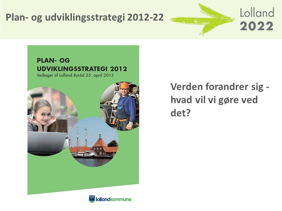 Plan- og udviklingsstrategi 2012-22