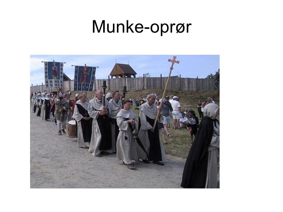 Munke-oprør