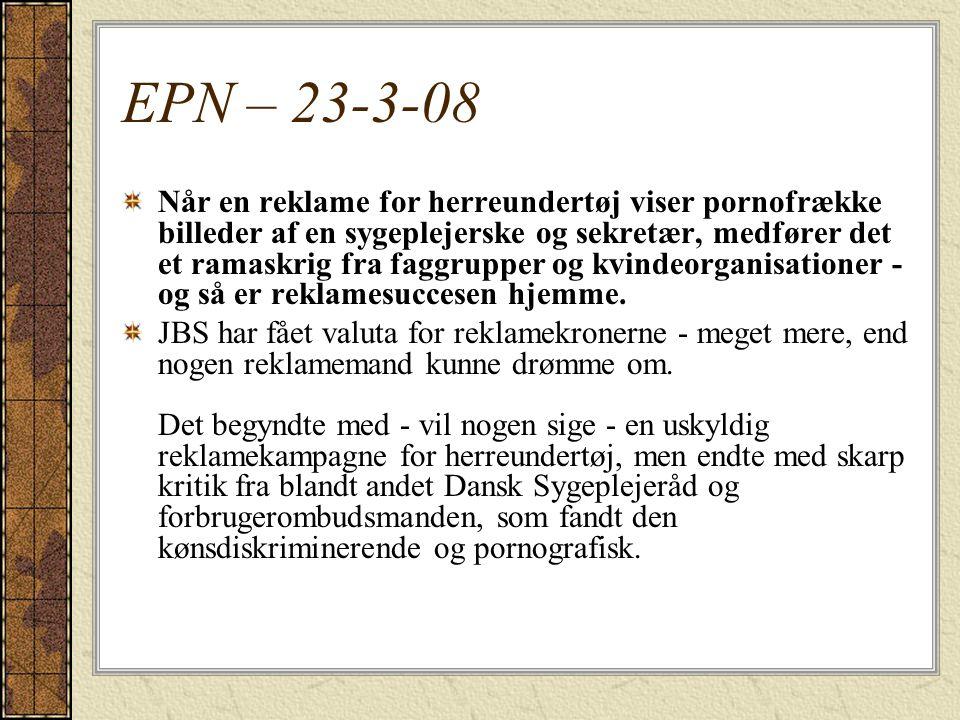 EPN – 23-3-08