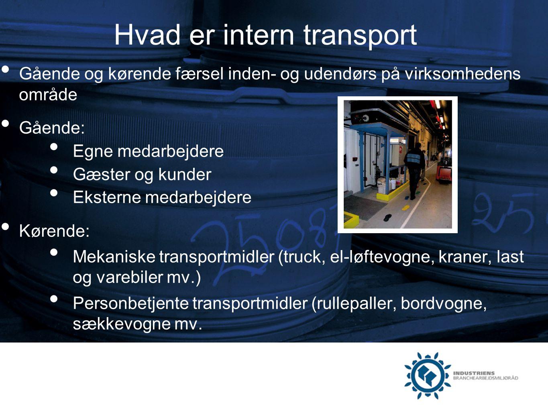 Hvad er intern transport