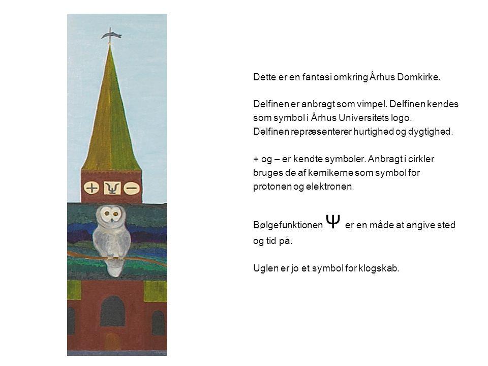 Dette er en fantasi omkring Århus Domkirke.