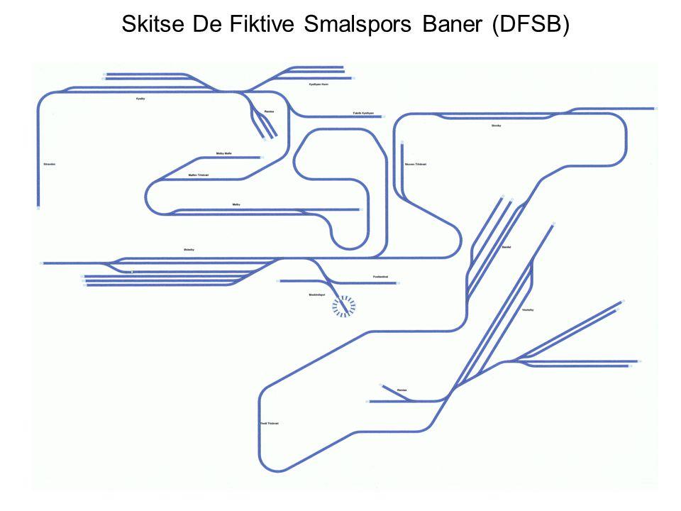 Skitse De Fiktive Smalspors Baner (DFSB)
