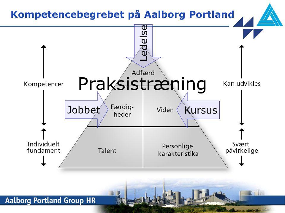 Praksistræning Ledelse Jobbet Kursus