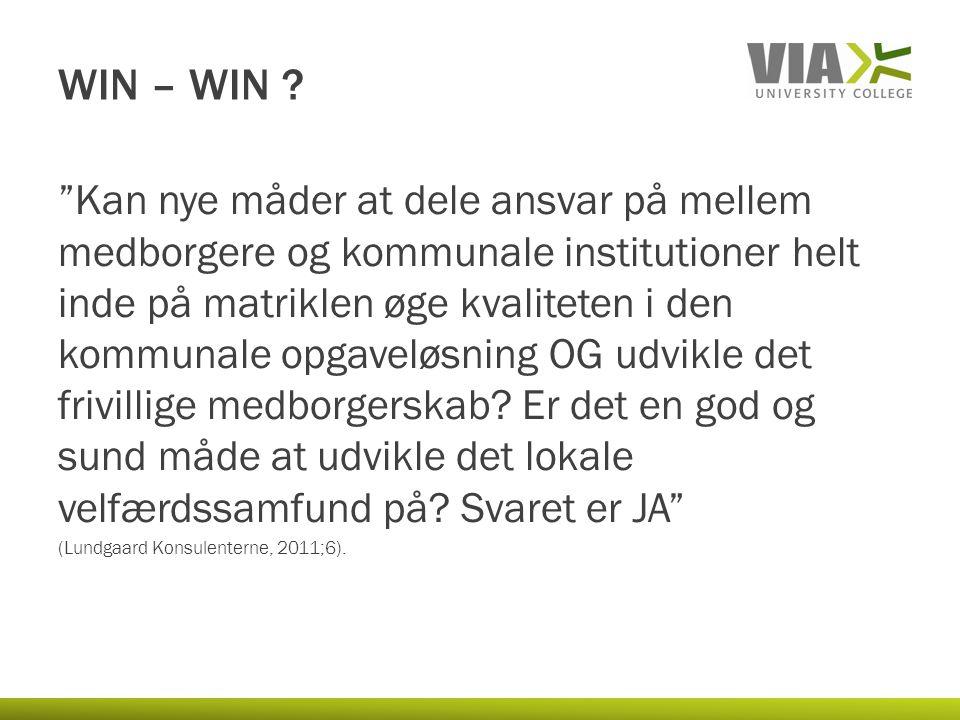 Win – Win