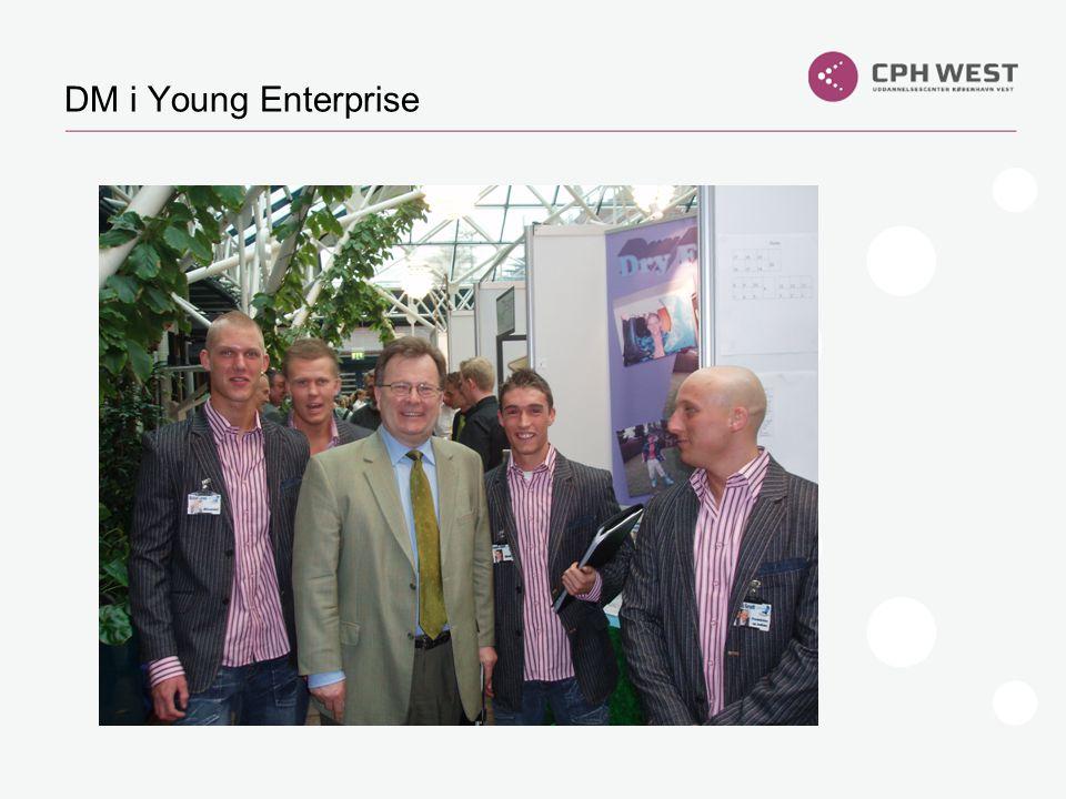 DM i Young Enterprise