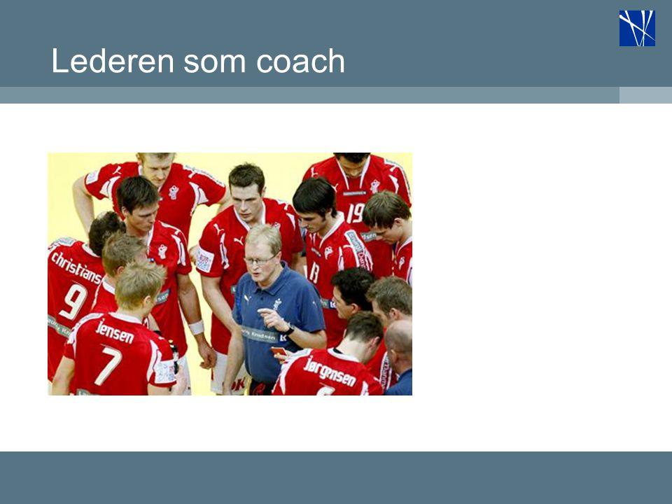 Lederen som coach