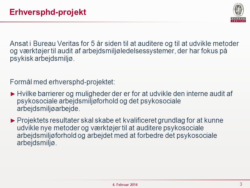 Erhversphd-projekt