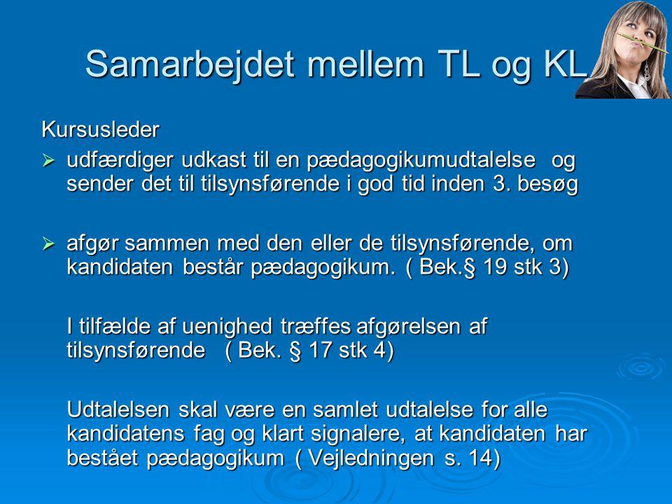 Samarbejdet mellem TL og KL