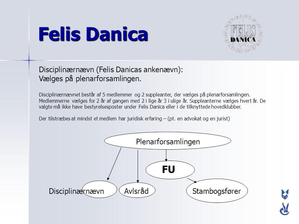 Felis Danica FU Disciplinærnævn (Felis Danicas ankenævn):