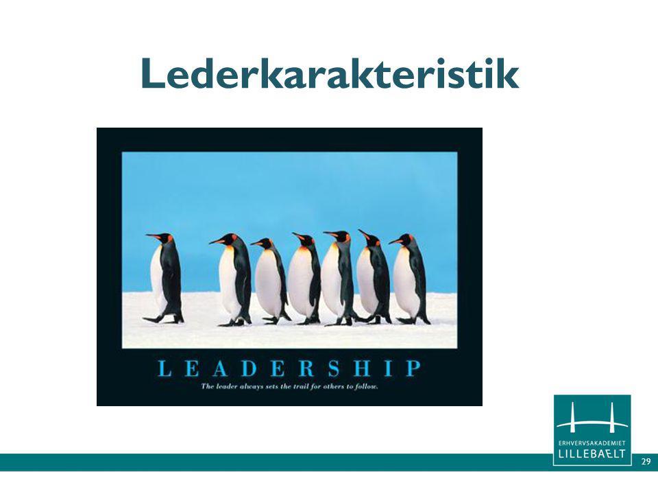 Lederkarakteristik