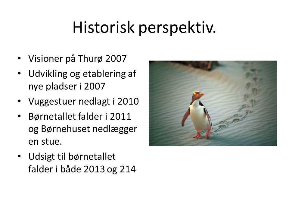 Historisk perspektiv. Visioner på Thurø 2007