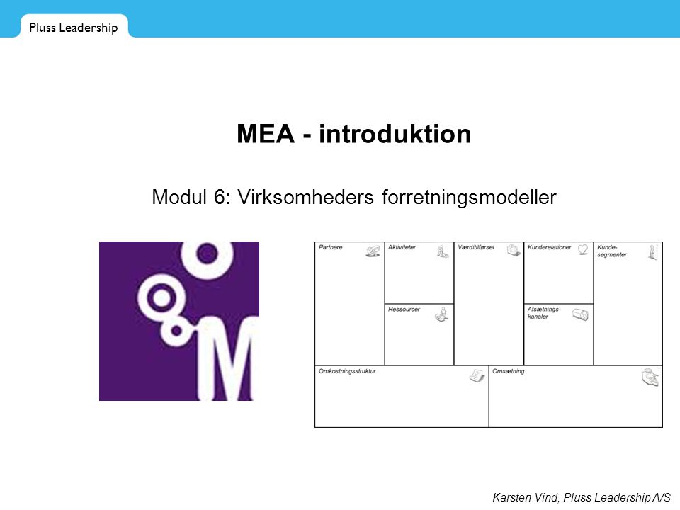 Modul 6: Virksomheders forretningsmodeller