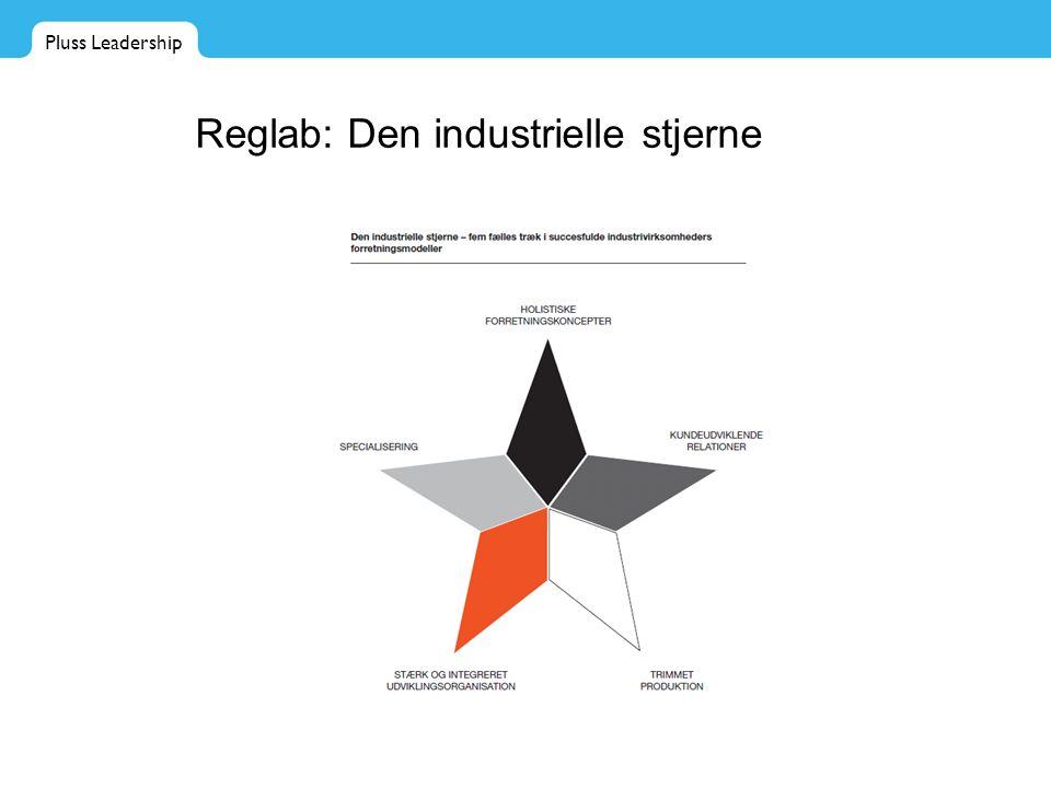 Reglab: Den industrielle stjerne