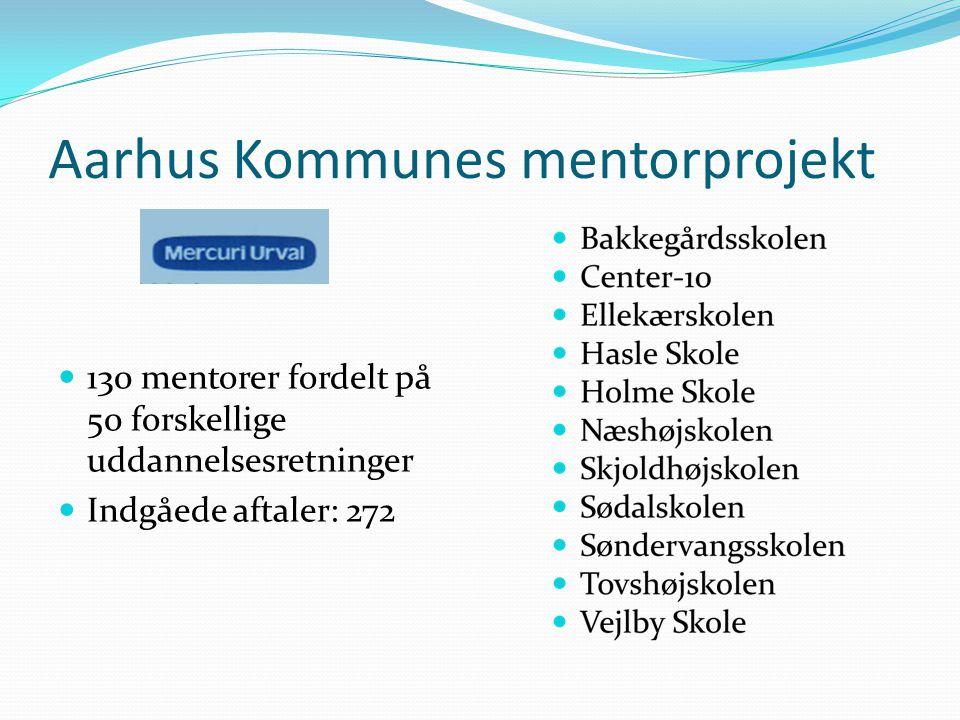Aarhus Kommunes mentorprojekt