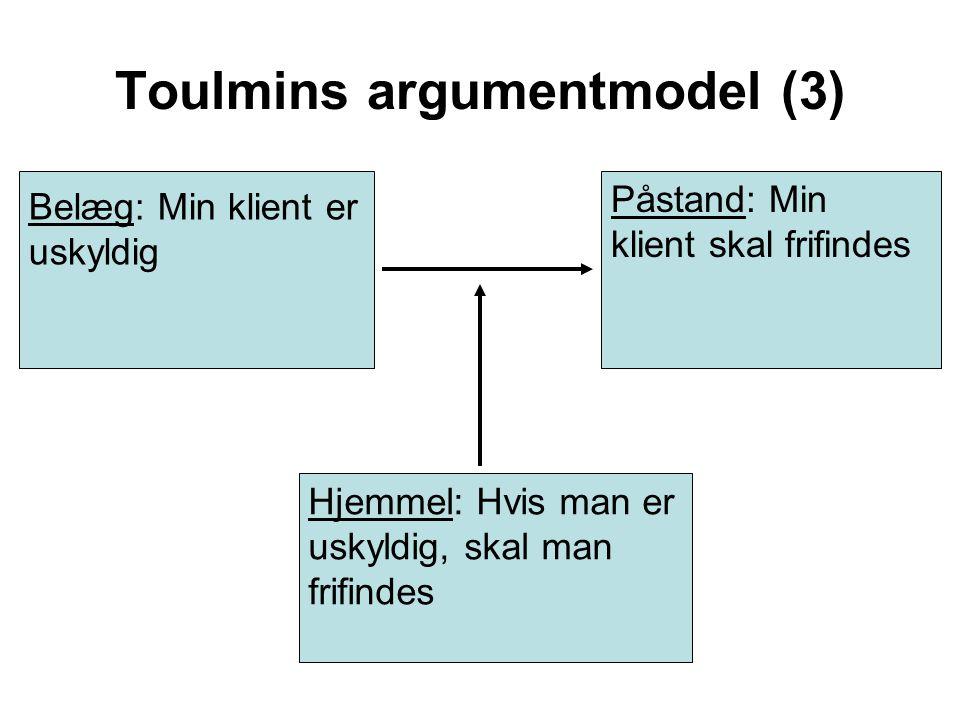 Toulmins argumentmodel (3)