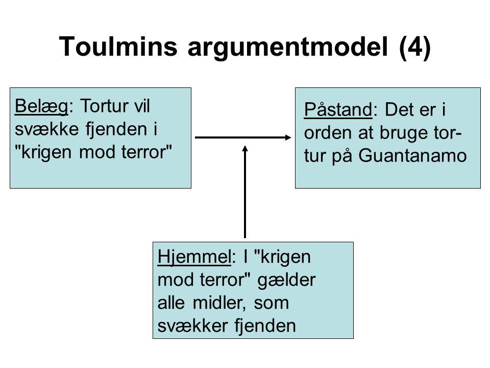 Toulmins argumentmodel (4)