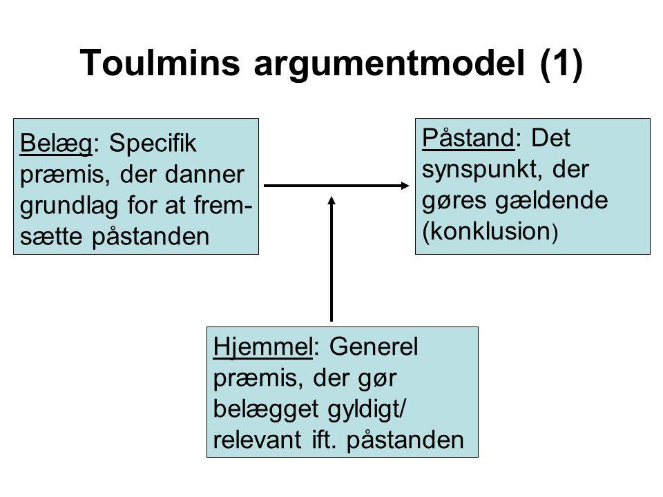 Toulmins argumentmodel (1)