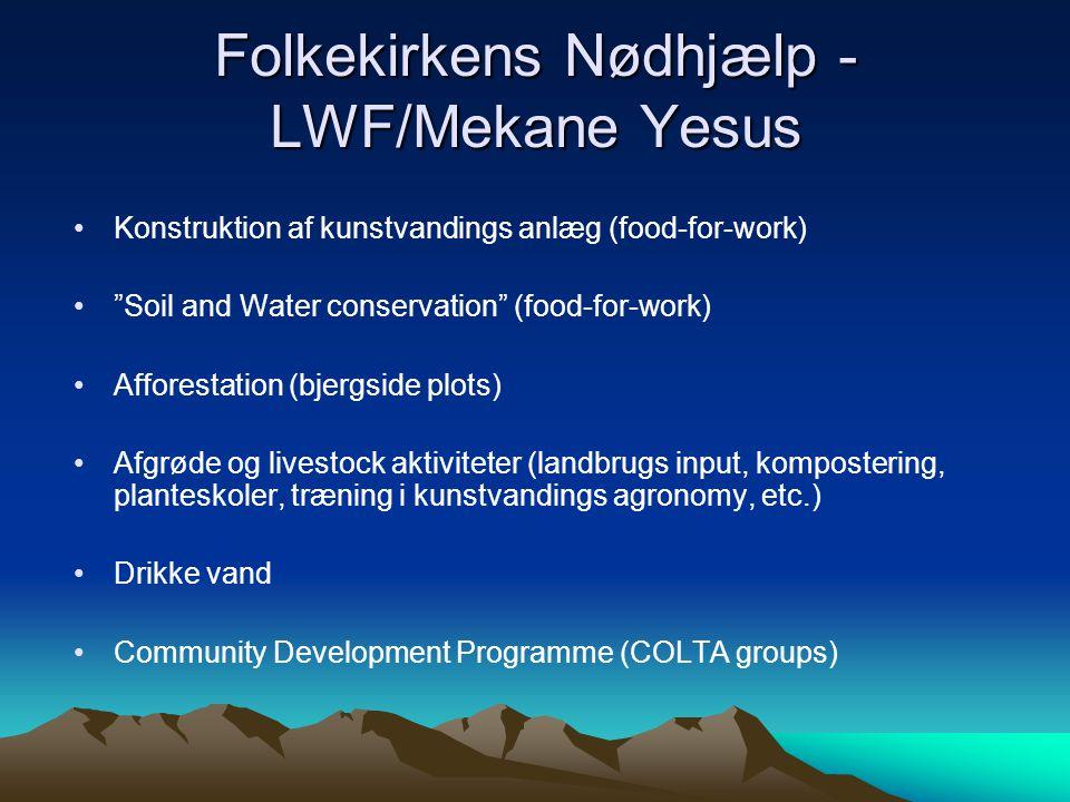 Folkekirkens Nødhjælp - LWF/Mekane Yesus