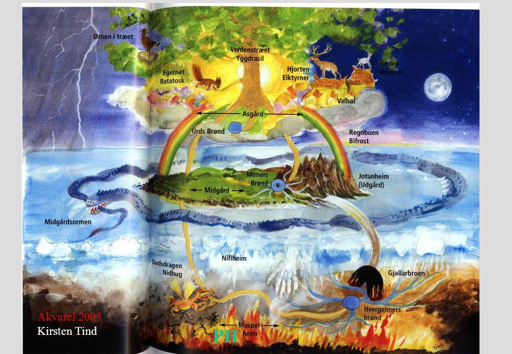 Akvarel 2005 Kirsten Tind PH PH