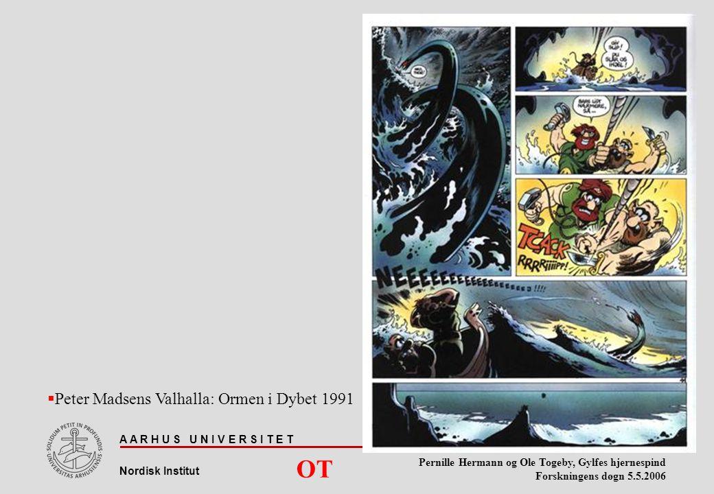 Peter Madsens Valhalla: Ormen i Dybet 1991
