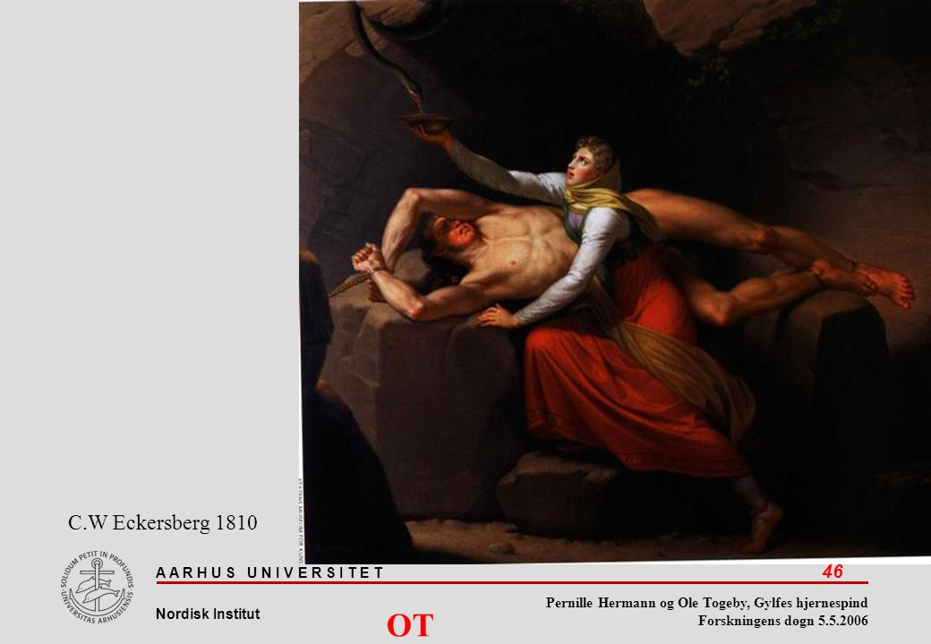 C.W Eckersberg 1810 OT