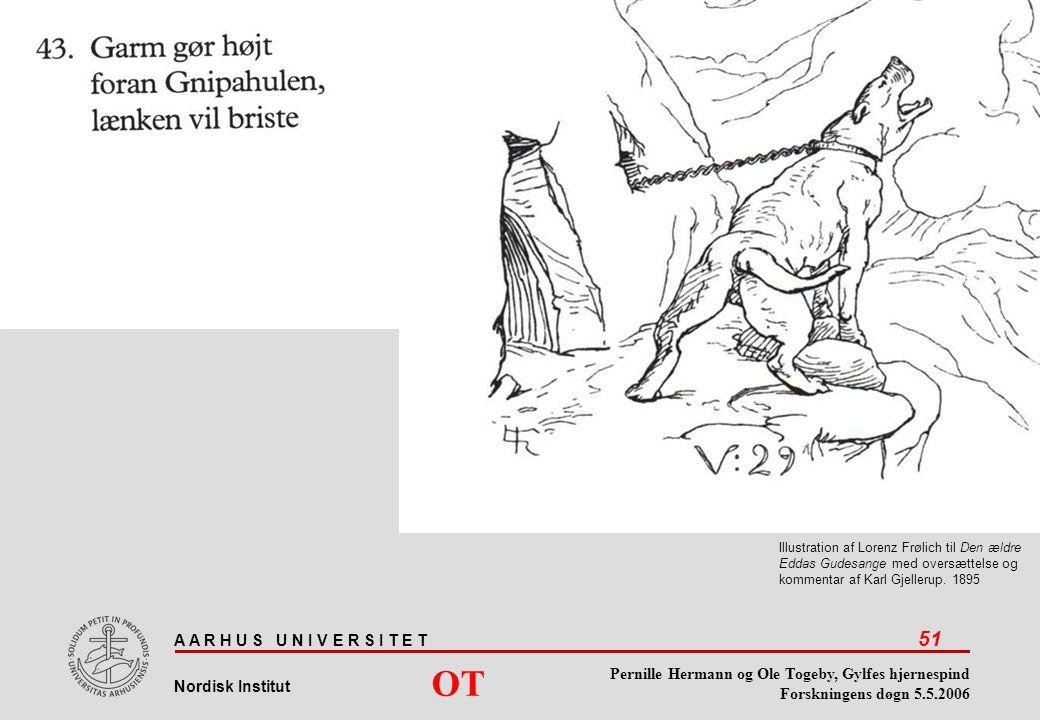 Illustration af Lorenz Frølich til Den ældre Eddas Gudesange med oversættelse og kommentar af Karl Gjellerup. 1895