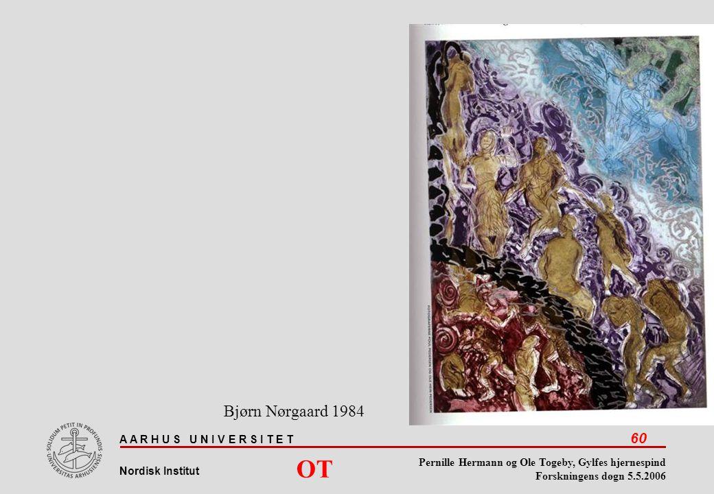 Bjørn Nørgaard 1984 OT