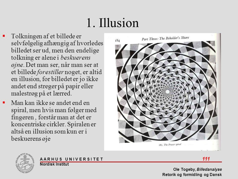 1. Illusion