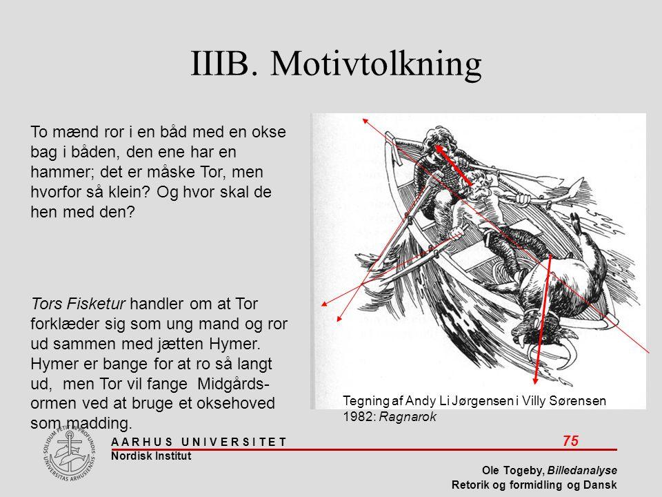 IIIB. Motivtolkning