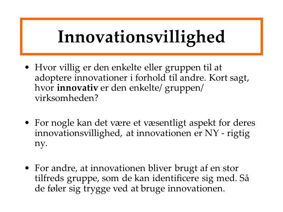 Innovationsvillighed